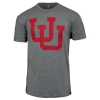 Image for Utah Utes Interlocking U Faded Tee