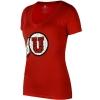 Image for Utah Utes Athletic Logo Juniors Ute Proud Tribal T-Shirt