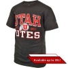 Image for Utah Utes Champions Athletic Logo Mens Tee