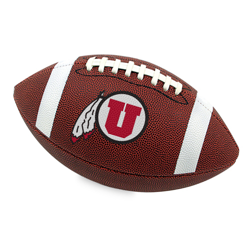 Image For University of Utah Athletic Logo Baden Football