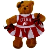 Image for University of Utah Cheerleader Bear