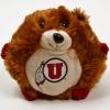 Image for University of Utah Plush Athletic Logo Hamster