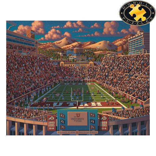 Image For University of Utah Puzzle