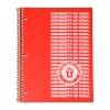 Image for 1-Subject University of Utah Medallion Notebook