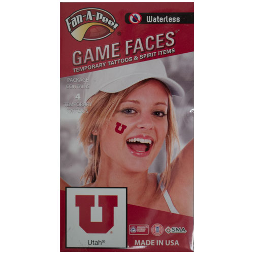 Image For Block U Face Tattoo