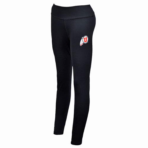 Image For Under Armour Athletic Logo Compression Pants