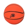 Image for Utah Athletic Logo Mini Rubber Basketball
