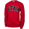 Cover Image for Champion Bold Lettering Utah Mens Sweatshirt