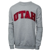 Image for Champion Bold Lettering Utah Mens Sweatshirt