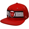 Image for Zephyr Athletic Logo Utes Snapback Hat