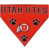 Image for Utah Utes Athletic Logo Pet Bandanna