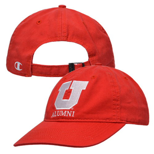 Image For Champion Adjustable Block U Alumni Hat