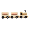 Image for Utah Express 3 Car Wooden Toy Train