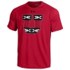 Image for Under Armour Block U Tribal Pattern Loose Mens T-Shirt