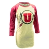 Cover Image for Utah Athletic Logo Butterfly Decal