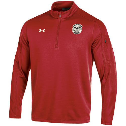 Cover Image For Under Armour Ute Proud Quarter Zip Sweatshirt