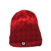 Image for Zephyr Block U Red Slouch Beanie