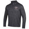 Image for U of U Embroidered Heathered Quarter Zip Sweater