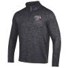 Image for U of U Embroidered Heathered Quarter Zip Sweater