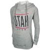 Image for Womens Utah Utes Hooded Sweatshirt