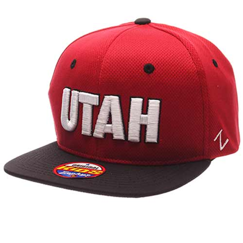 Image For Zephyr Youth Utah Hat with Black Brim