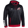 Image for Utah Utes Under Armour Mens Loose Hoodie