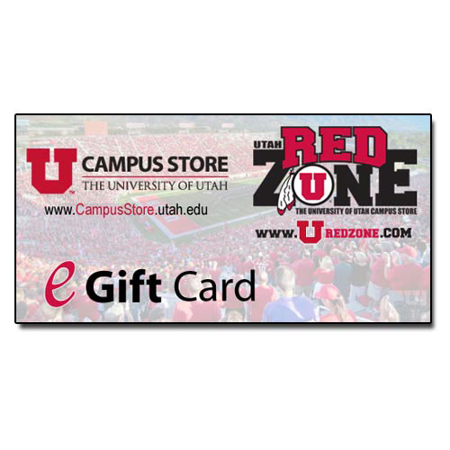 Image For Utah Red Zone eGift Card