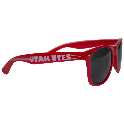 Cover Image For Utah Utes Red Sunglasses