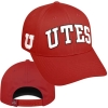 Image for Utes Top of the World Adjustable Hat