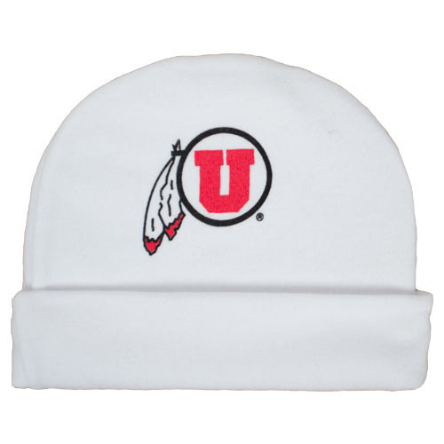 Image For Athletic Logo Infant Beanie