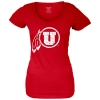 Image for Blue 84 Womens Athletic Logo T-Shirt