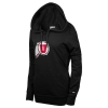 Image for Champion Athletic Logo Womens Hooded Sweatshirt