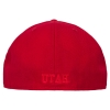 Cover Image for New Era Red Out Athletic Logo Fitted Hat