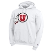 Cover Image for Champion Athletic Logo Mens Hooded Sweatshirt