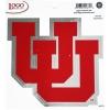 Image for Utah Utes Interlocking U Decal