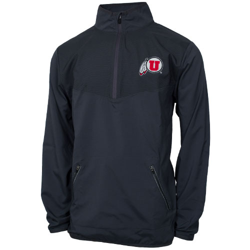 Cover Image For Russel Athletic Logo Quarter Zip Pullover