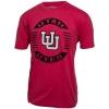 Image for Utah Utes Colosseum Interlocking U Circle T-Shirt