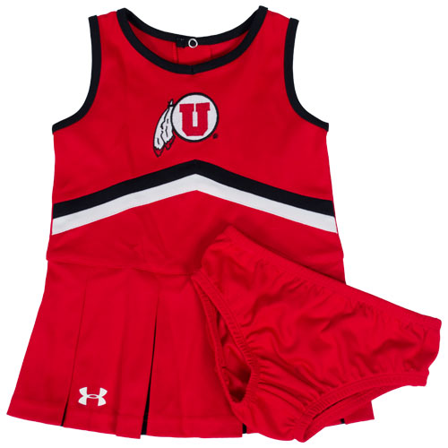 Image For Under Armour Infant Cheer Outfit