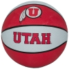 Image for Utah Athletic Logo Mini Basketball