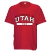 Cover Image for Russell Athletic University of Utah Basketball Tee