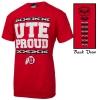 Image for Blue 84 Ute Proud T-Shirt