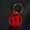 Image for Red Utah Block U Key Chain