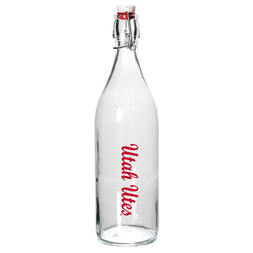 Image For Utah Utes Milk Jug Bottle