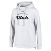 Image for Under Armour University of Utah Womens Hooded Sweatshirt