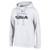 Image for Under Armour University of Utah Womens Hooded Sweatshirt