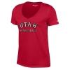 Image for Champion Womens Utah Basketball T-Shirt