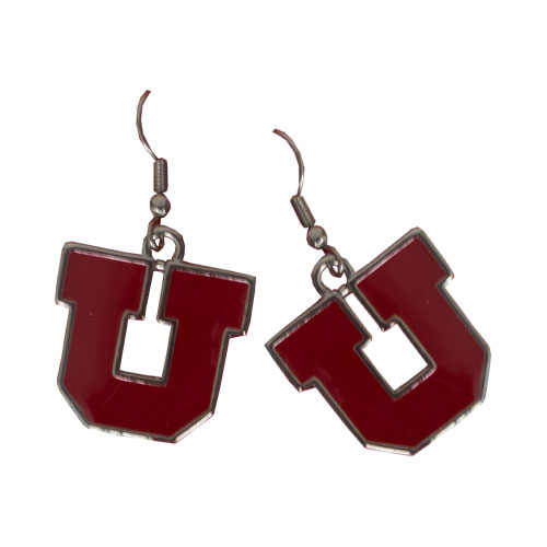 Image For Block U Dangle Earrings