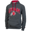 Image for Champion Athletic Logo Utah Utes Hooded Sweatshirt