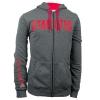 Image for Champion Utah Utes Full Zip Hooded Sweatshirt