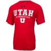 Image for Utah Block U Gymnastics Loose Fit Under Armour Tee